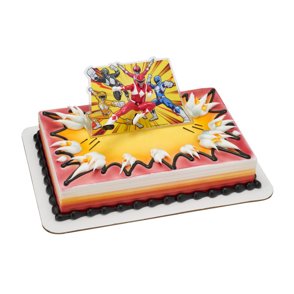 Power Rangers It S Morphin Time Angelinas Bakery