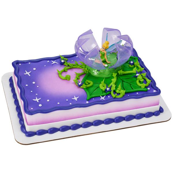 Tinker Bell In Flower Angelinas Bakery